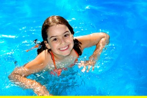 Private Swimming Lessons in Aurora, Illinois