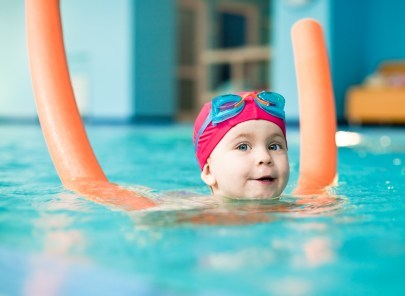 parent tot swimming lessons naperville
