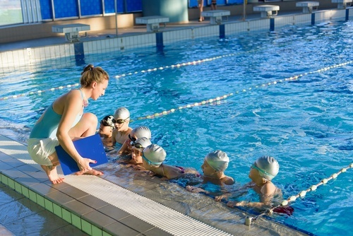 swimming lessons naperville