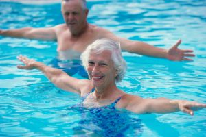 water aerobics naperville