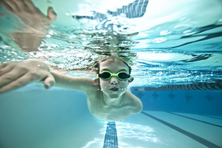 Competitive Swimming Lessons